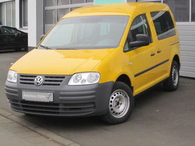 VW Caddy Ka/Kb Kasten LKW Zulassung