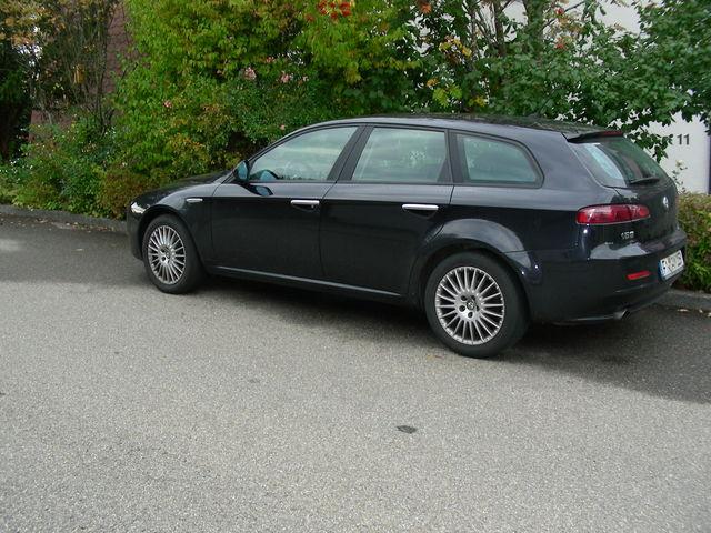 Alfa Romeo 159 Sportwagon 2.2 JTS 16 ventil Distinktiv