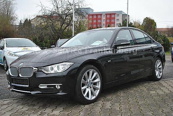 "BMW 320d Neues Modell Navi Leder Xenon 18""Zoll Alu"