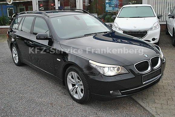 BMW 520d Touring Aut. Leder Xenon AHZV Navi