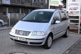 VW Sharan 1.9 TDI AUTOMATIK Scheckheft 1.Besitz