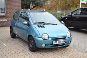 Renault Twingo Klima Faltdach Servo eFH ZV WR Scheckheft