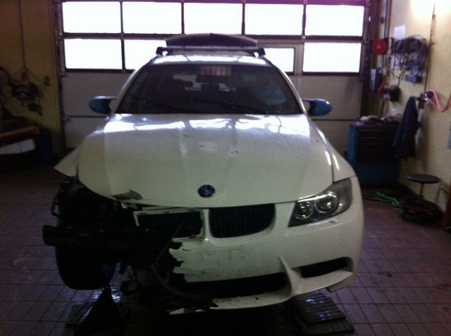 BMW 330iX 328xi