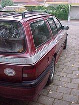 Ford Sierra aus 1 Hand.seit 2008 stillgelegt,