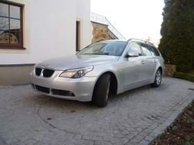 BMW 525d, 6-Zylinder, Top-Zustand