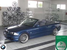 BMW 320 Ci Automatic 2. Hand - Checkheft gepflegt