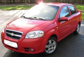 Chevrolet Aveo 1,4  16V  Autogas