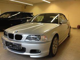 BMW 318Ci Cabrio M-Paket Leder
