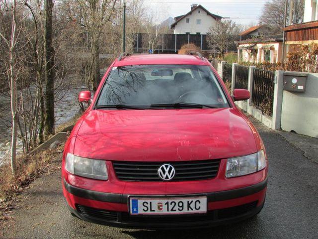 VW Passat 1.9 TDI Kombi