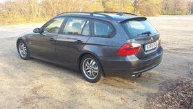 BMW 320d E91 Diesel 163PS Navi, Scheckheft , HU und TÜV Mai 2015