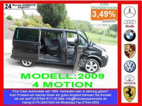 VW 4MOTION DPF Comfortline,1HAND,18ZOLL,