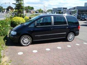 VW Sharan Sportline Special 2.0 TDI dpf, AHK, Navi