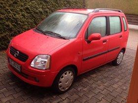 Opel Agila Color Edition