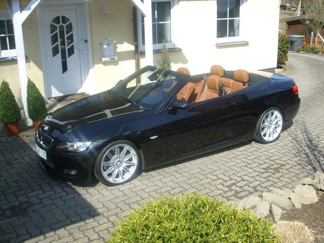 BMW 335i Cabrio Aut./M Sportpaket/NP 81.900€/Mega Voll!!!