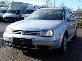 VW Golf Variant 1.9 TDI Comfortline NAVI TÜV NEU