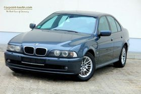 BMW 525i Exclusive 2Hd,184TKM,Scheckheft,Topcar