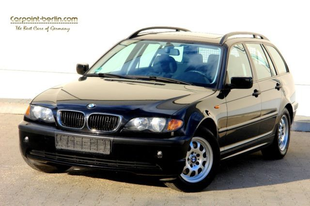 BMW 316i touring Edition Exclusive 1Hd,147TKM,Scheck
