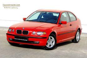 BMW 316ti compact 3Hd,108TKM,Scheckheft,Automatik