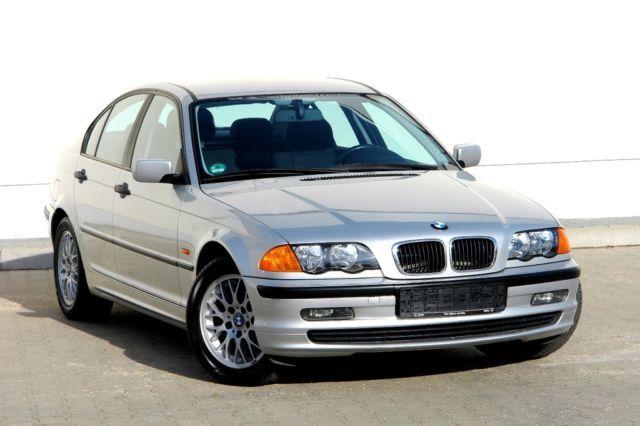 BMW 318i 1.Hd,136TKM,Scheckheft,Klima,PDC,Alu