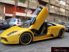 Lamborghini Murciélago Roadster e-gear