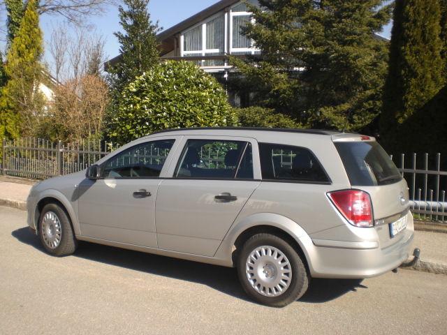 Opel Astra Kombi 1.6 Cool & Sound