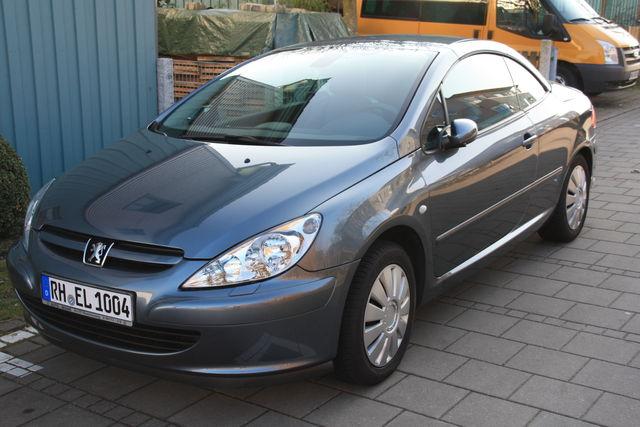 Peugeot 307 CC 135