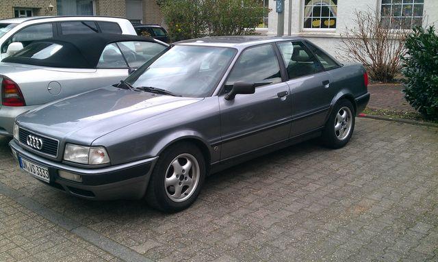 Audi 80 B4, ABK 2,0l 116 PS