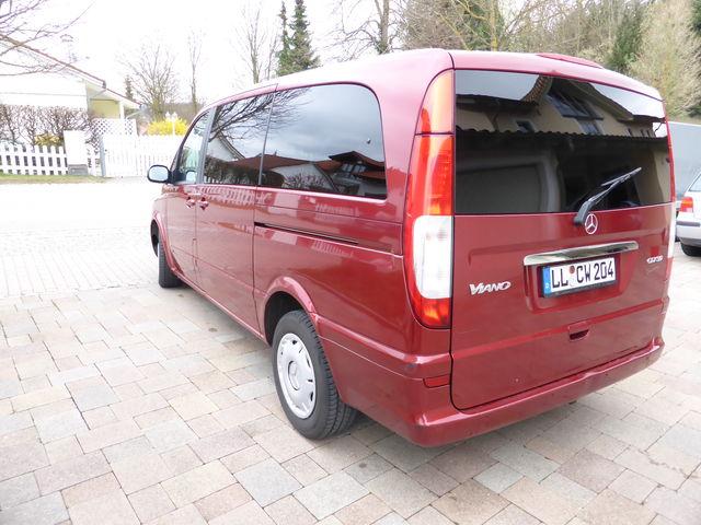 Mercedes-Benz Viano 3.0 CDI Fun Luxus / Lang