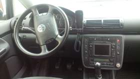 VW Sharan 7-Sitze, sehr guter Zustand