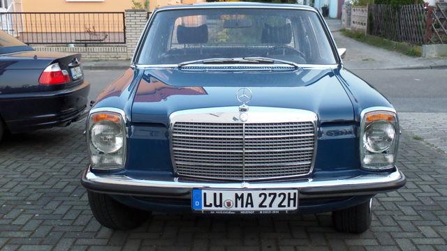 Mercedes-Benz 200 W115/8