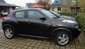 Nissan Juke+++ 22750 km+++nur10500 EUR+++ TOPANGEBOT