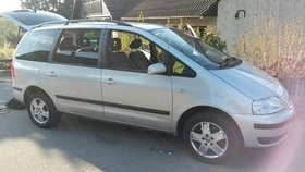 VW Sharan family