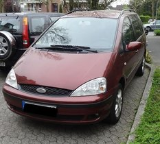 Ford Galaxy TDI Ghia