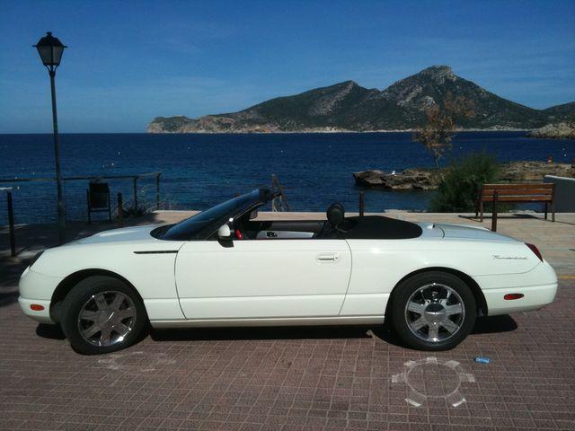 Ford Thunderbird Cabrio