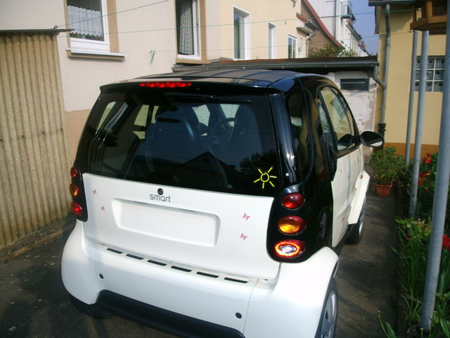Sehr gepflegter Smart fortwo CDI-DPF