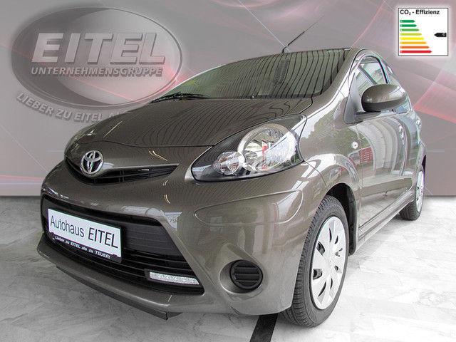 Used Toyota Aygo 1.0