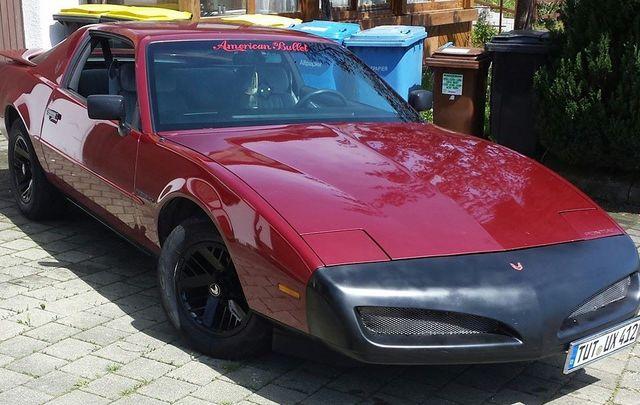 91 Pontiac Firebird 3,2l V6