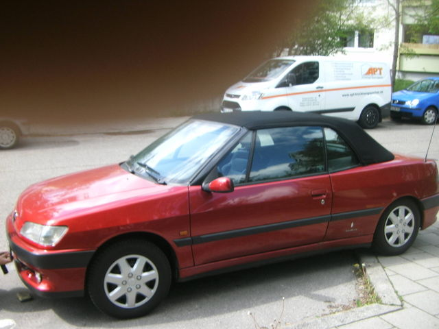 Youngtimer, Peugeot 306 Cabrio