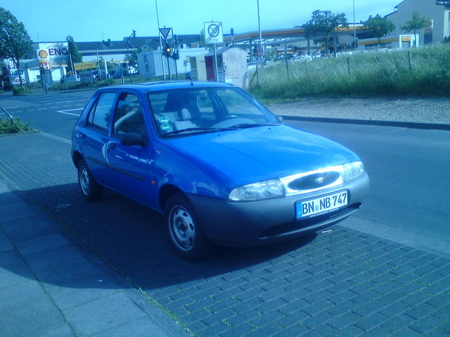 Ford Fiesta Luxe
