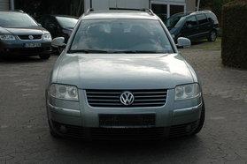 VW Passat Variant 2,5 V6 TDI 4motion