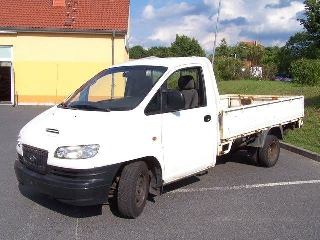 HYUNDAI H 200 Pritsche Pickup 2,5 Turbo-Diesel intercool