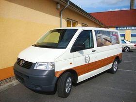 VW Transporter T5 Kombi 5-Sitzer Klima 98tkm Partik