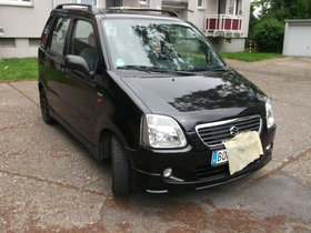 Suzuki Wagon R+ Injektion