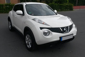 Nissan Juke 1.6 Visia Plus (05/2013)   -  12200km   -  inkl. neuer Winterreifen