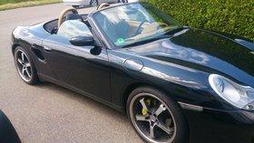 Porsche Boxster 986 Scheckheft Facelift