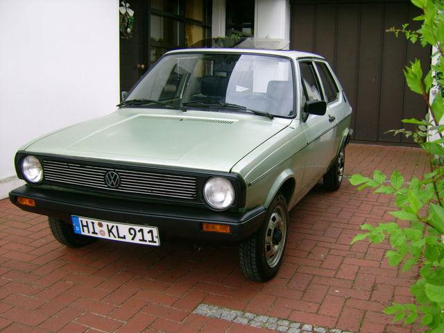 VW POLO I TYP 86 0.9 L, Oldtimer. Historische Seltenheit !
