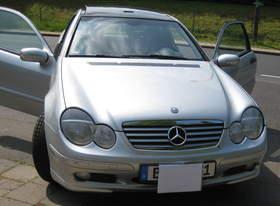Mercedes-Benz C 180 Coupé Kompressor