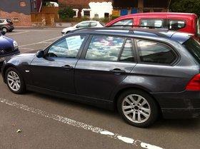 BMW 320d, Touring, BJ 7/2006, 120 KW, Grau