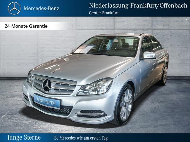 Mercedes-Benz C 180 Avantgarde Parktr.7GAutomat.Navivorr.NP43t