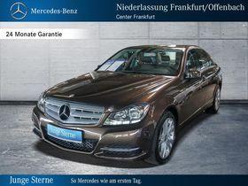 Mercedes-Benz C 200 CDI Avantgarde Navi.Memory.Dolomitbraun!!